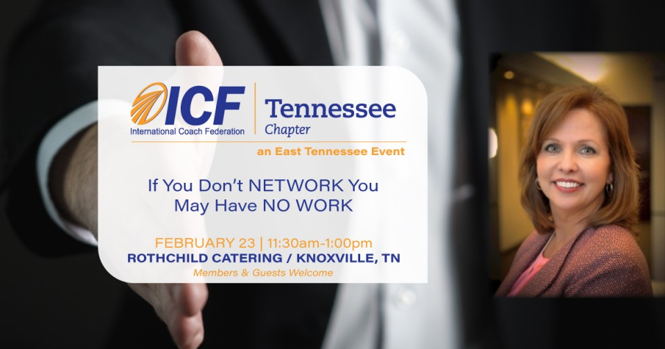 ICFTN East Luncheon - February 23